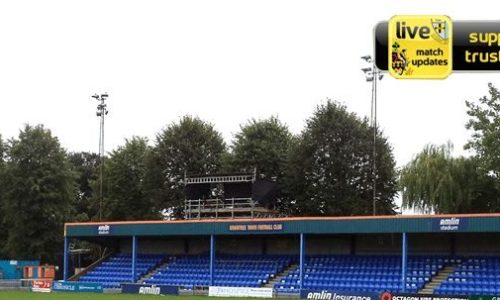 Braintree Town V Southport – Live Updates