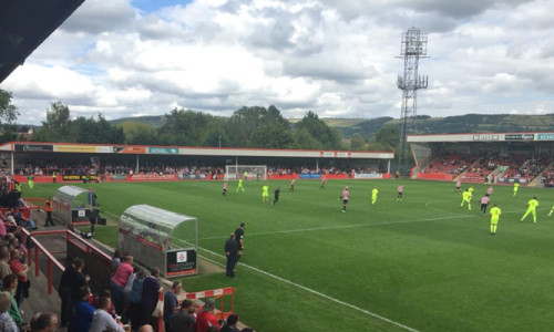 Cheltenham Town 3-0 Southport – Match Report
