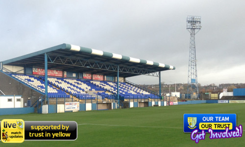 Barrow V Southport – Live Updates