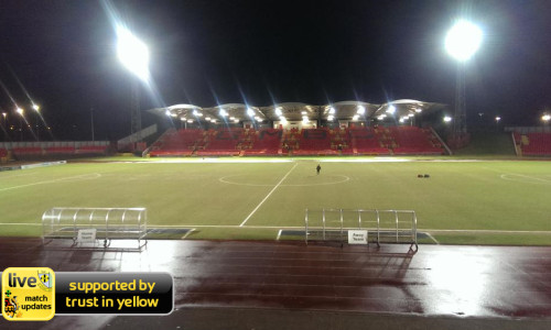 LIVE UPDATES – Gateshead 0-1 Southport – Full Time