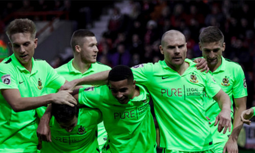 LIVE UPDATES – Wrexham 0-1 Southport – Full Time