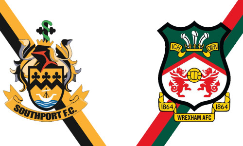 Port host Wrexham on Saturday