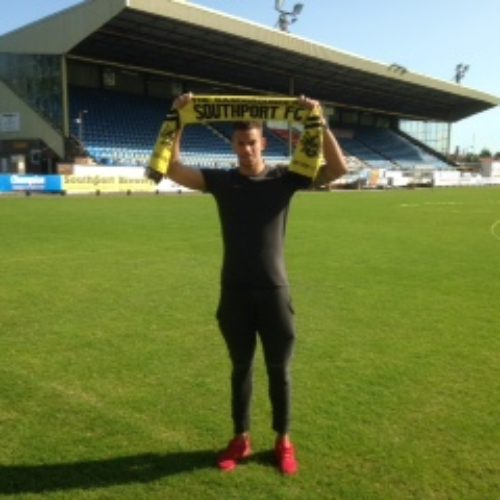 Andy Bishop extends Josh Thompson contract
