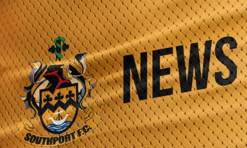 New Website For Southport FC Launching Soon