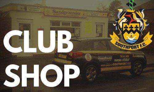 EMIRATES FA CUP | Club Shop Open Saturday