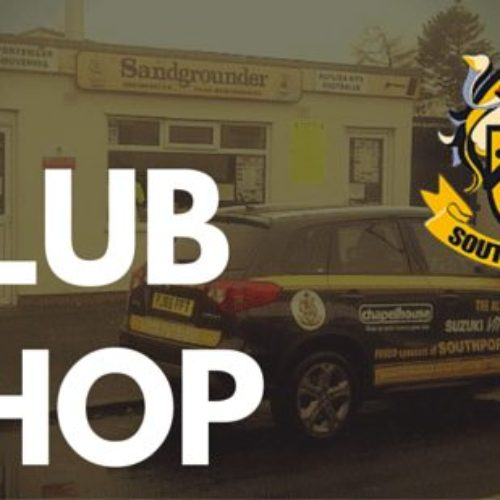 Season Ticket Early Bird Deadline Extended & Club Shop Opening