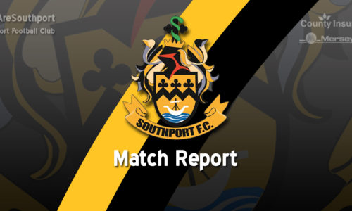 MATCH REPORT | Southport 1 – 4 Dagenham & Redbridge