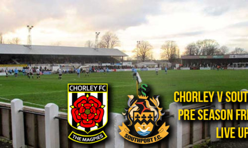 LIVE COVERAGE: Chorley v Southport