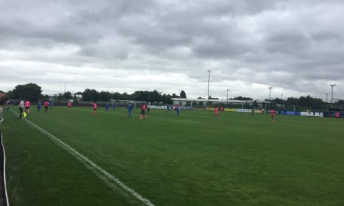 MATCH REPORT   Bootle 2-0 Southport