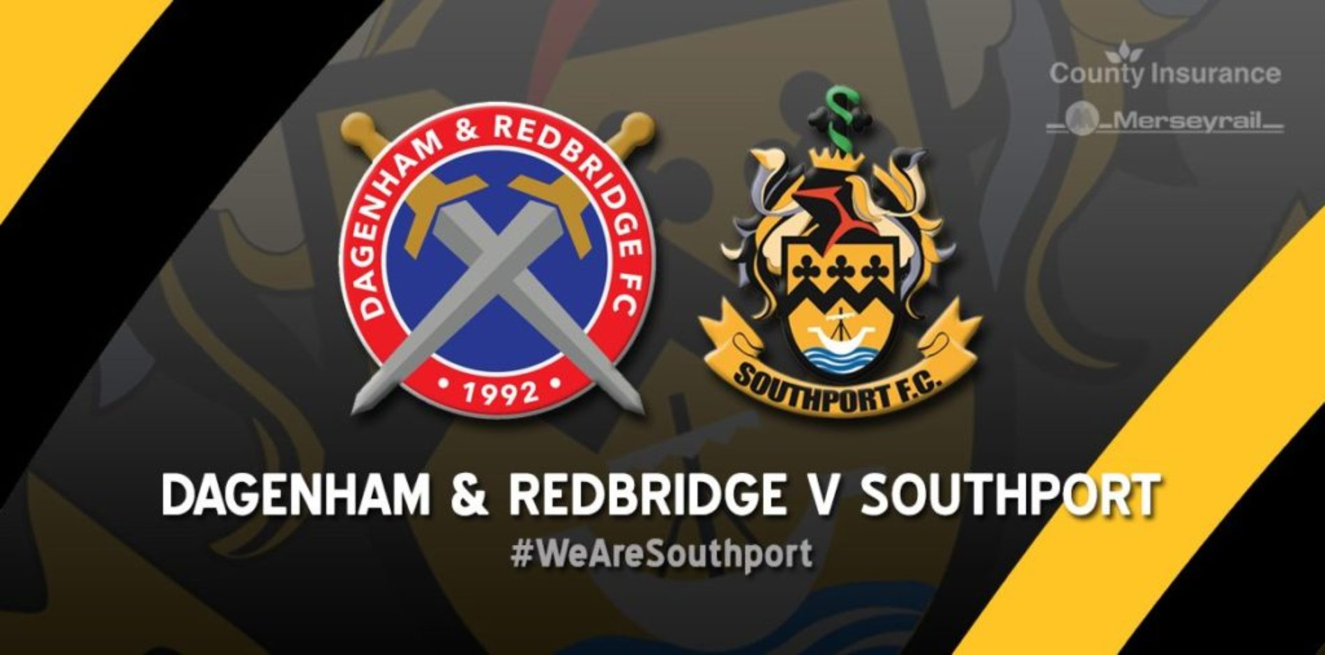 PREVIEW | Dagenham & Redbridge V Southport