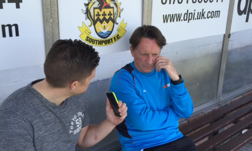 AUDIO | Craig Madden After Woking Win