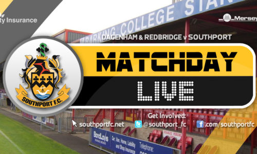 MATCHDAY LIVE | Your New Way To Follow The Sandgrounders