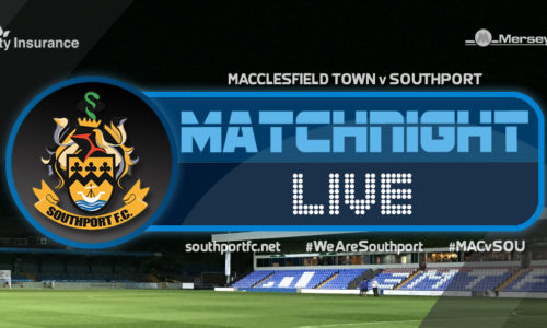 MATCHDAY LIVE | Macclesfield Town 3 – 1 Southport
