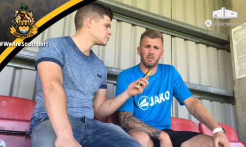 VIDEO | Bishop Post Match Dagenham Interview