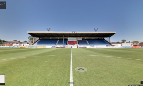 360 Tour Of Merseyrail Community Stadium From Business View 4U
