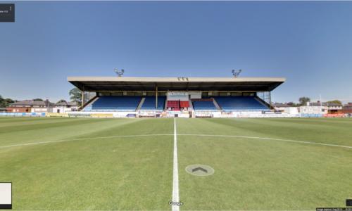 360 Tour Of Merseyrail Community Stadium From Business View 4U