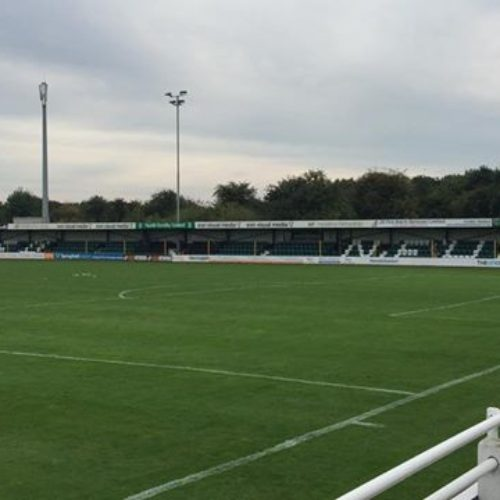 AUDIO | Steve Burr On North Ferriby Victory