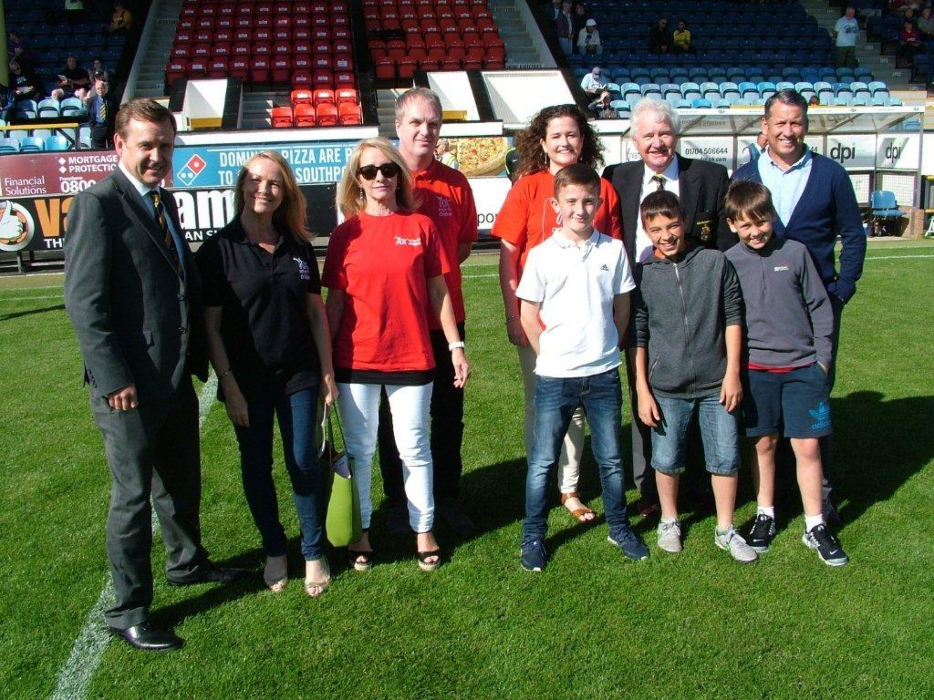 "Southport FC Join With Action For Children To Launch ""Parents On The Ball"""