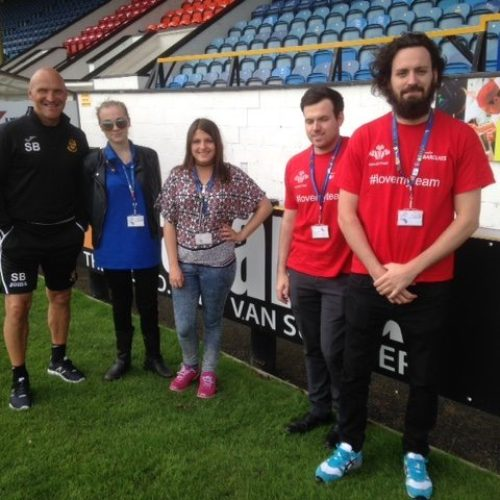 Princes Trust Employability Course To Be Held At Merseyrail Community Stadium