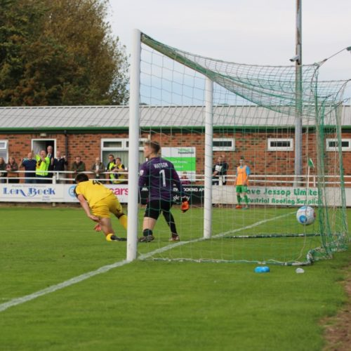 MATCH REPORT | North Ferriby United 0 – 1 Southport