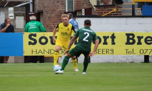Southport Agree Transfer For Louis Almond With Tranmere Rovers