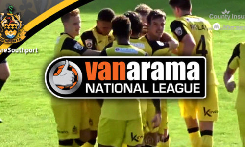 HIGHLIGHTS | Southport 1-1 Aldershot Town