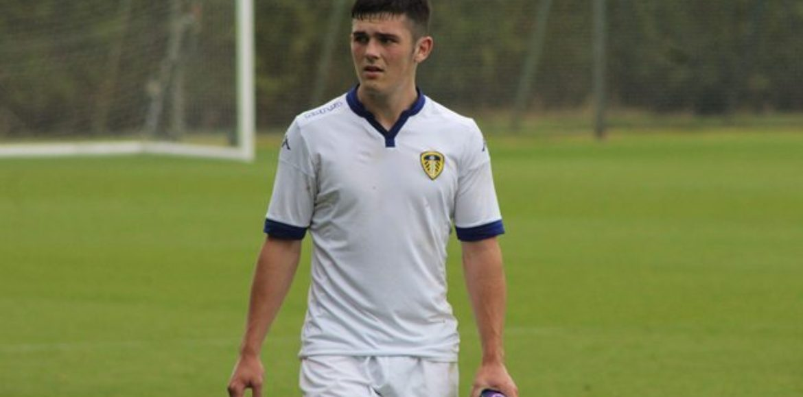 Forward Frank Mulhern Joins From Leeds United On Loan