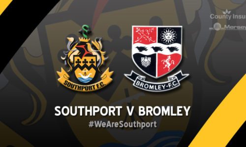 HIGHLIGHTS | Southport V Bromley