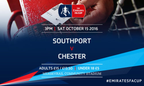 Port Up For FA Cup Next Saturday