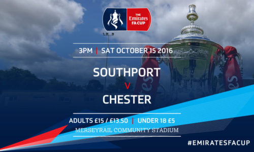 MATCH PREVIEW | Southport v Chester – FA Cup