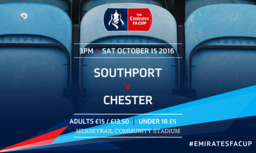 HIGHLIGHTS | Southport V Chester | Emirates FA Cup