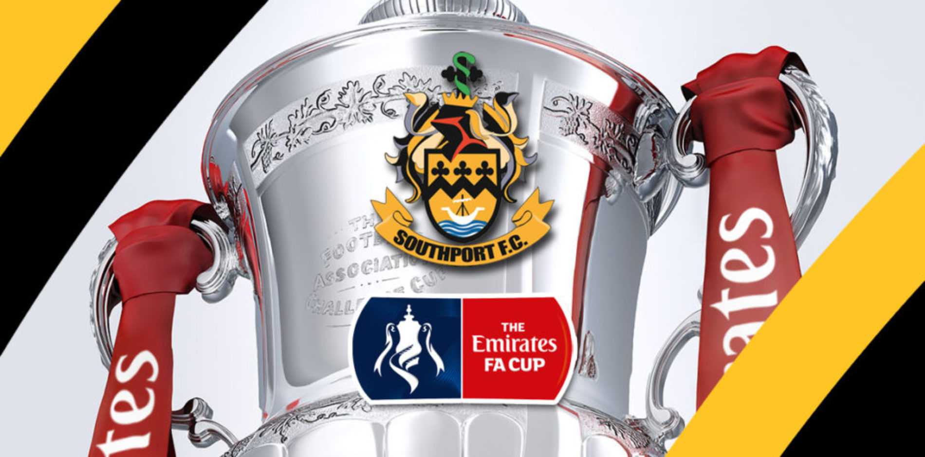FA CUP  Southport V Fleetwood To Be Broadcast Live On BT Sport  Tie to be played Monday 7th November at 7.45pm    Southport's Emirates FA Cup First Round tie against has been selected for live TV coverage on BT Sport.    To accommodate the coverage – this fixture has been scheduled for Monday 7th...