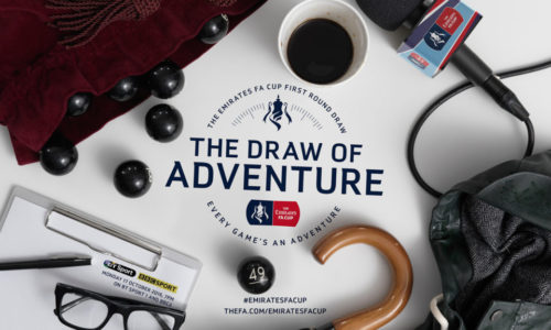 Emirates FA Cup First Round Draw On Monday