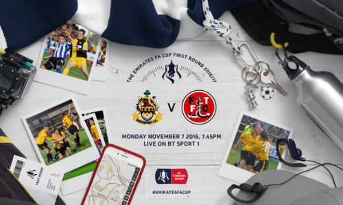 EMIRATES FA CUP | Fleetwood Admission Details