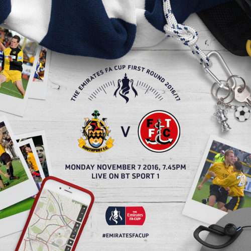 EMIRATES FA CUP | Merseyrail Community Stadium To Host Second Round Draw