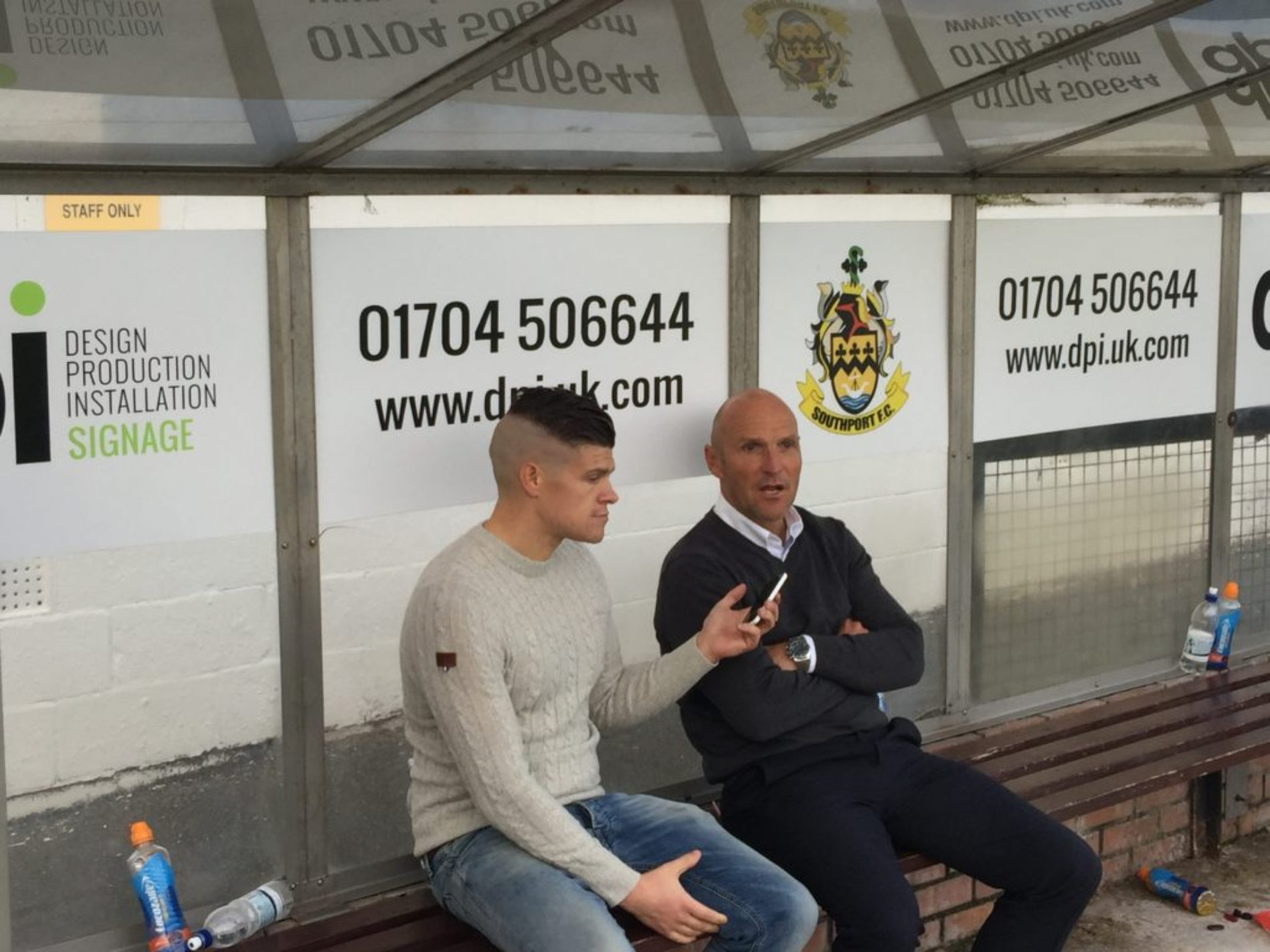 AUDIO | Steve Burr After FA Cup Win Over Chester