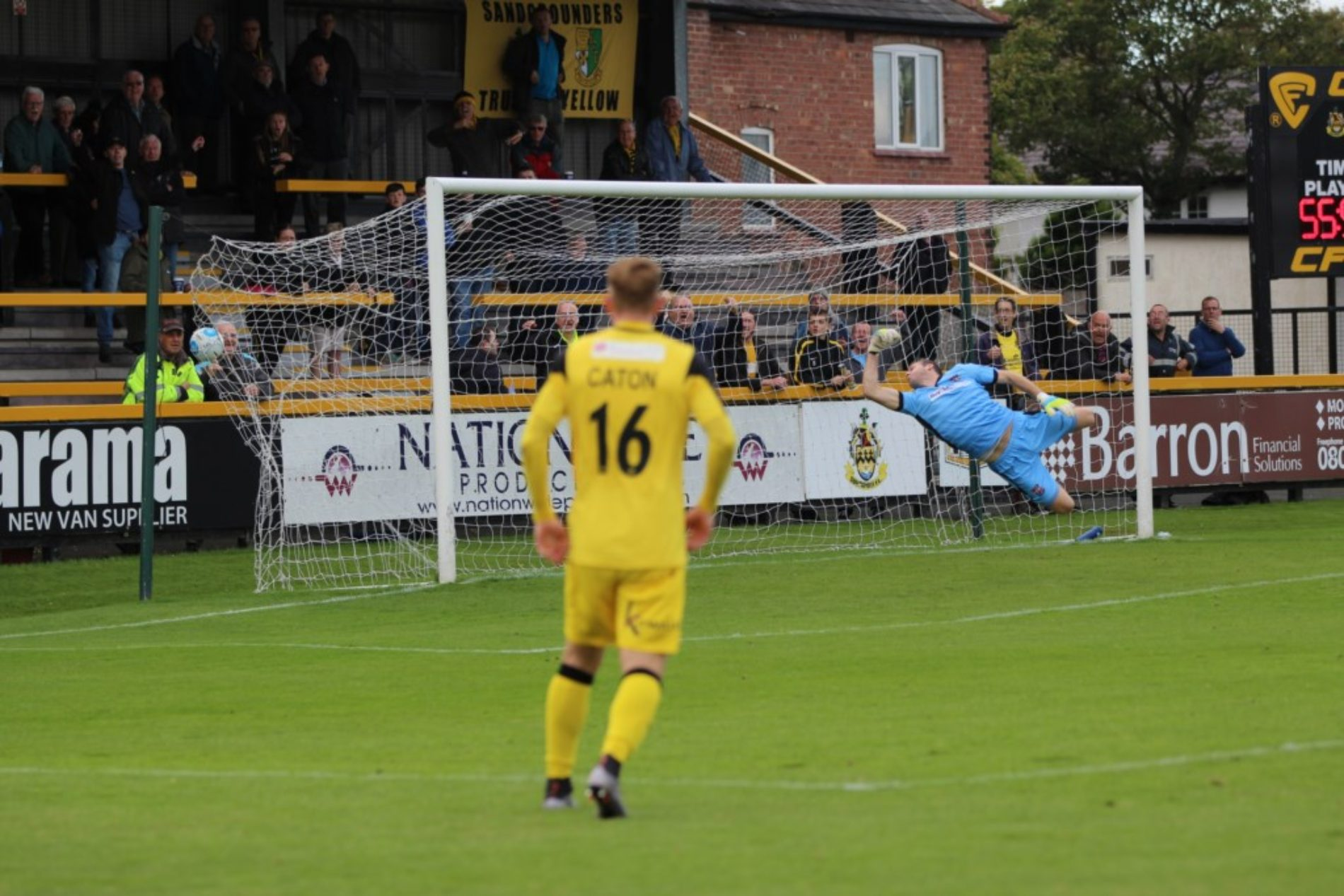 MATCH REPORT | Southport 1 – 2 Bromley