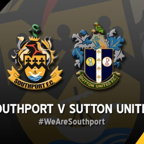 HIGHLIGHTS | Southport V Sutton United