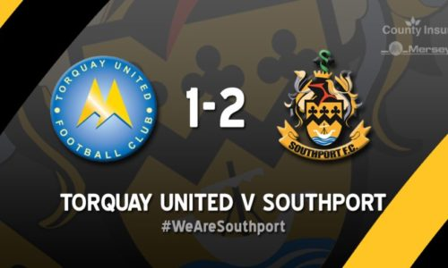AUDIO | Burr After Torquay Victory