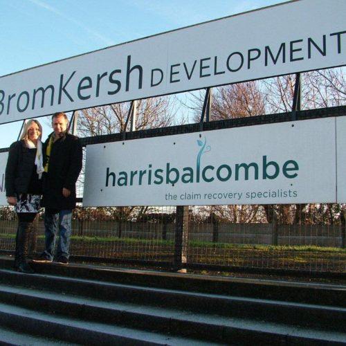 Port Welcome New Sponsors BromKersh