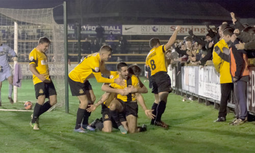 LOOKBACK | Southport 2 – 0 Dagenham & Redbridge