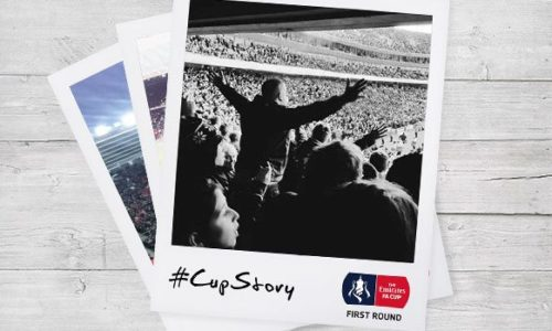 Share Your #CupStory For Chance To Win First Printed Emirates FA Cup Final Tickets