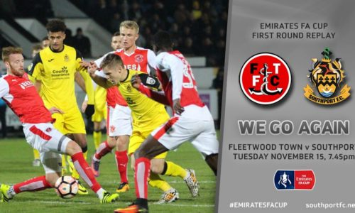 EMIRATES FA CUP | Christy Byrne's Fleetwood Replay Preview