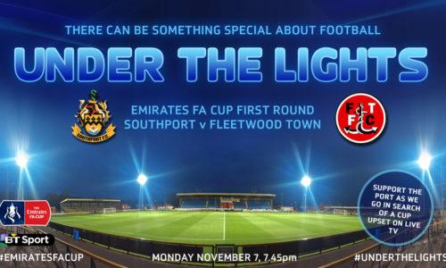 EMIRATES FA CUP | Fleetwood Pre-Match Interviews