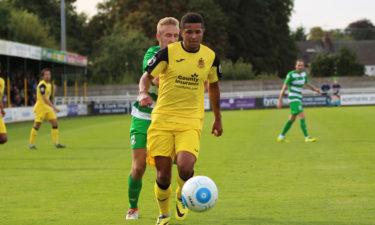 TRANSFERS | Jamie Allen Departs For Dover Athletic