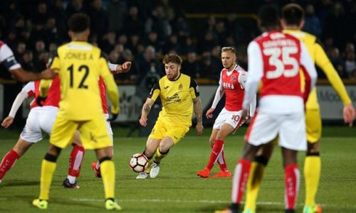 EMIRATES FA CUP | Ryan Higgins Confident For Replay
