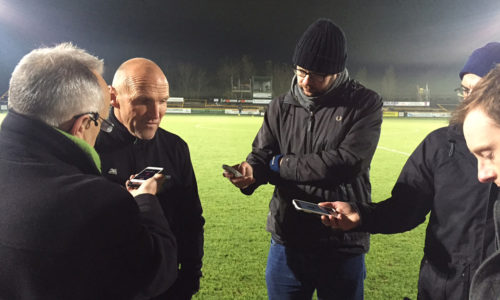 AUDIO | Burr After Fleetwood FA Cup Draw