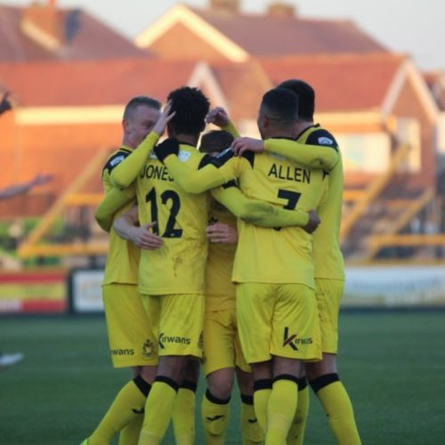 Bromley V Southport – GAME ON
