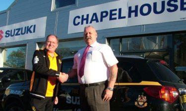 Chapelhouse Car Swap From 21st January