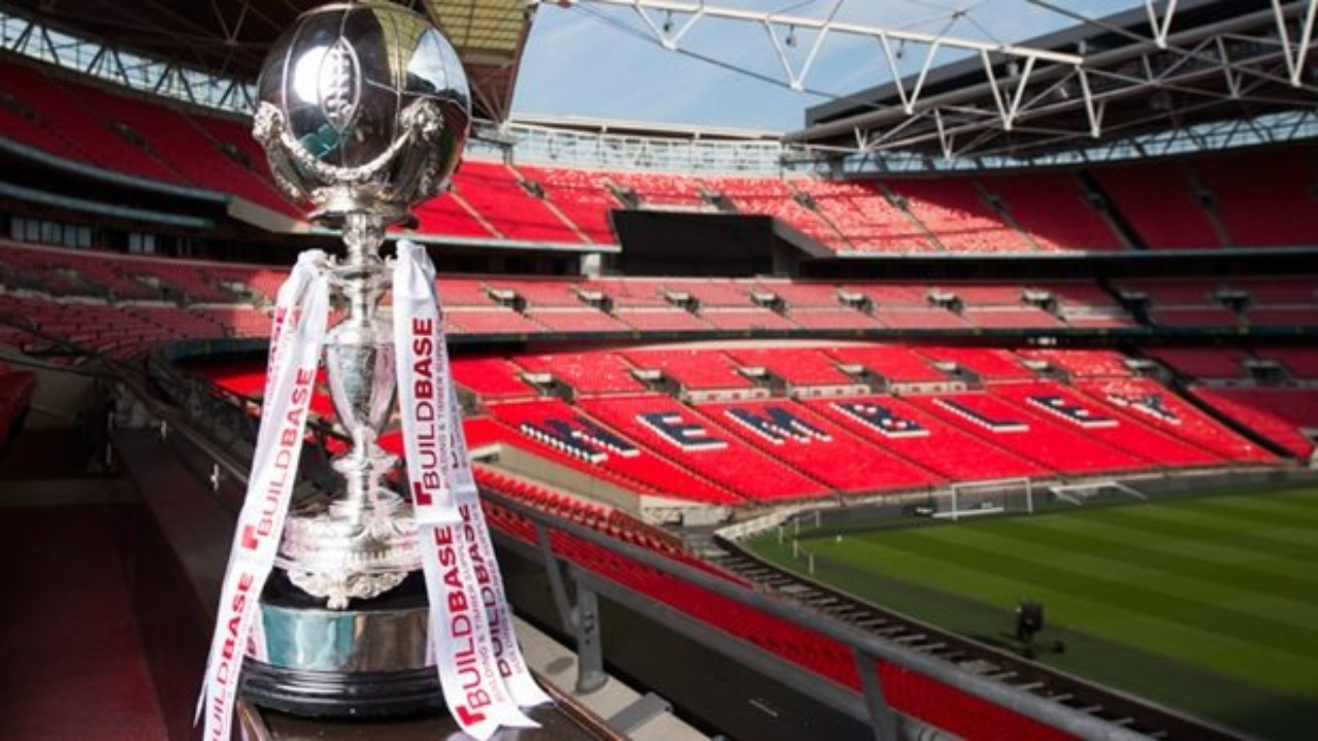 A Great Christmas Present Book Now Corporate Tables Available-Saturday January 14th Buildbase FA Trophy